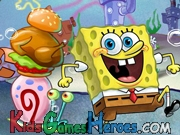 Play Spongebob Squarepants - Dinner Defenders