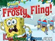 SpongeBob SquarePants - Frosty Fling Icon