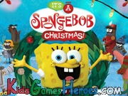 Play SpongeBob SquarePants - It is a SpongeBob Christmas