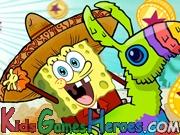 Play Spongebob SquarePants - Pi�atas Locas