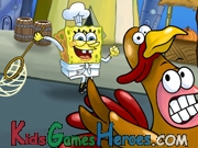 Play Spongebob Squarepants - Quirky Turkey