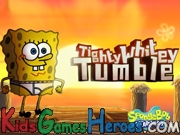 Spongebob SquarePants - Tighty Whitey Tumble Icon