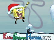 Play SpongeBob SquarePants - Winter Runderland