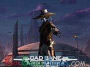Star Wars - Cad Bane: Jedi Hunter Icon