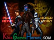 Play Star Wars - Clone Wars - Game Creator