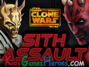 Play Star Wars - Sith Assault