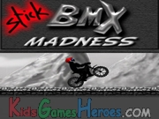 Stick BMX Madness Icon