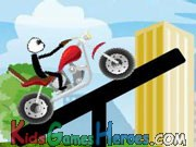 Stickman Jim - Bike Icon