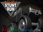 Stunt Run Icon