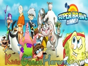 Super Brawl Summer Icon