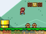 Super Flash Mario Bros Icon
