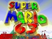 Super Mario 63 Icon
