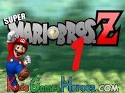 Play Super Mario Bros Z - 1