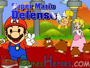 Play Super Mario Defense