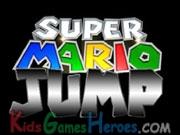 Super Mario Jump Icon