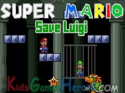 Super Mario - Save Luigi Icon