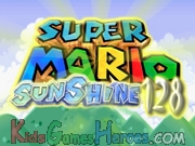 Play Super Mario Sunshine 128