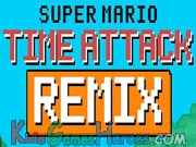 Play Super Mario - Time Attack Remix