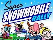 Super Snowmobile Rally Icon