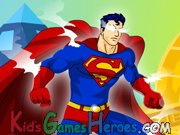 Play Superman Dress Up