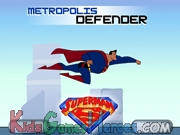 Superman Metropolis Defender Icon