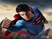 Superman Returns Save Metropolis Icon