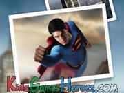 Superman Stop Press Icon