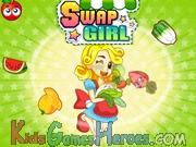 Swap Girl Icon