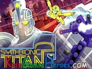 Sym-Bionic Titans - Teenage Warriors Icon
