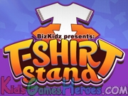 T-Shirt Stand Icon
