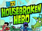 Play Teen Titans - Housebroken Hero