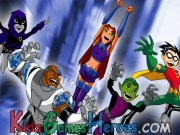 Teen Titans - One on One Icon