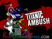 Play Teen Titans - Titanic Ambush