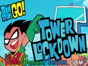 Play Teen Titans - Tower Lockdown