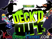 Play Teenage Mutant Ninja Turtles - Deck´d Out