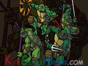 Play Teenage Mutant Ninja Turtles - Double Damage