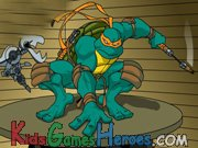 Play Teenage Mutant Ninja Turtles - Mouser Mayhem