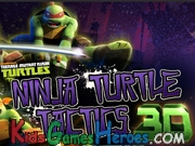 Teenage Mutant Ninja Turtles - Ninja Turtle Tactics 3D Icon