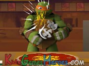 Play Teenage Mutant Ninja Turtles: Pizza Time