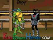 Play Teenage Mutant Ninja Turtles - Spinter Rescue
