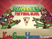 Play Teenage Mutant Ninja Turtles - The Final Slice