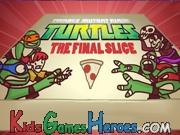 Play Teenage Mutant Ninja Turtles - The Final Slice