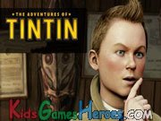 Play The Adventures of Tintin - Cryptic Pics