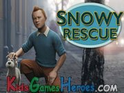 The Adventures of Tintin - Snowy Rescue Icon