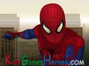Play The Amazing Spiderman - Hidden Alphabet