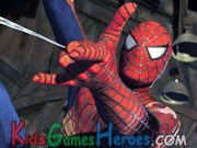 Play The Amazing Spiderman - Hidden Alphabet II