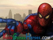 Play The Amazing Spiderman - Online Movie Game