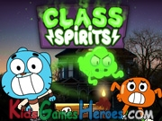 The Amazing World Of Gumball - Class Spirits Icon