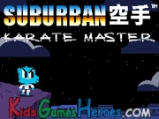 Play The Amazing World Of Gumball - Suburban Karate Master