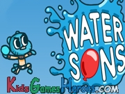 Play The Amazing World Of Gumball - Water Sons